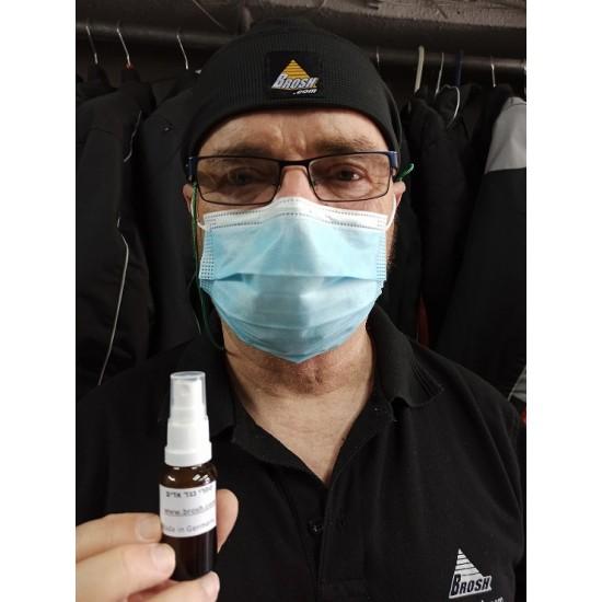 Anti fog spray for glasses