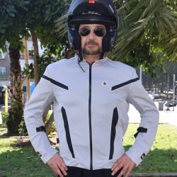 """Optimal 2""  grey black  summer jacket Aramid  + Dry fit"
