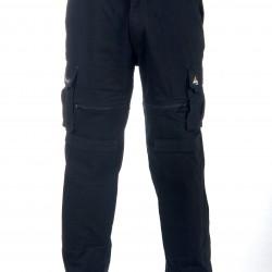 Motorcycle cargo riding pants black