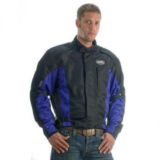 "Mesh  motorcycle   jacket ""Cool Mesh""  containing Aramid  black/purple"